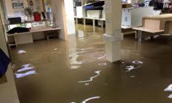 Акт о затоплении нежилого помещения