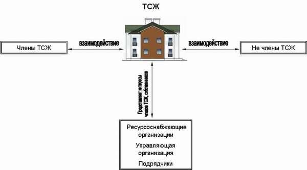 Ответственность ТСЖ