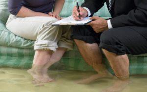Экспертиза после затопления