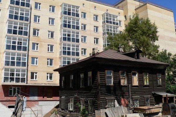 Программа расселения из аварийного жилья