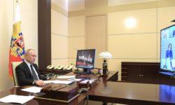 Путин озаявил о новой льготной программе ипотеки