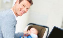 Как зарегистрировать ребенка с отцом